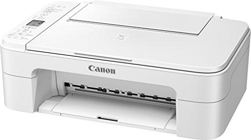 Impresora Multifuncional Canon PIXMA TS3151 Blanca Wifi de inyección de...