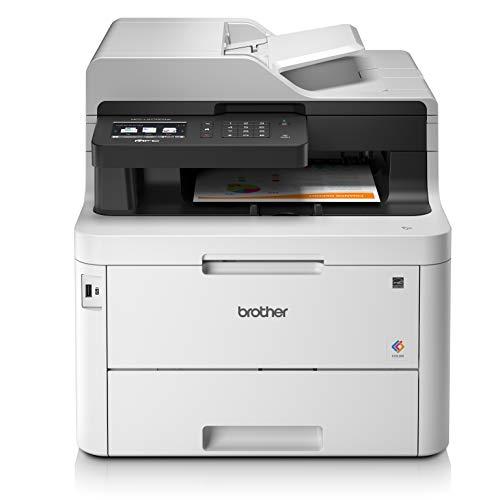 Brother Impresora MFC-L3770CDW A4 láser a Color, para móviles y PC...