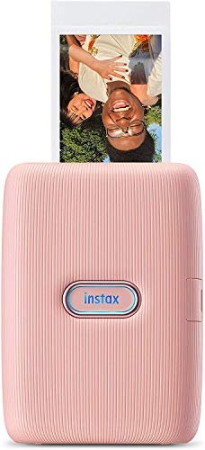 Instax 16640670, Impresora Para Smartphone, Rosa, Tamaño Único