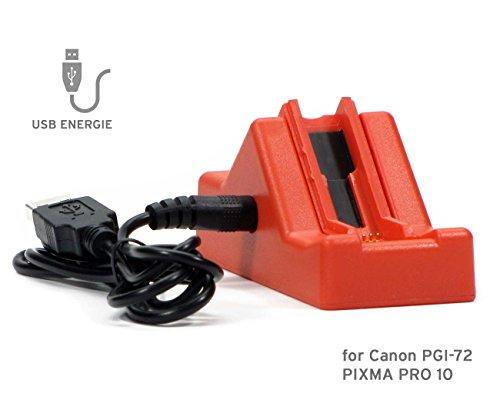 Chipresetter compatible para Canon PGI-72 cartuchos de impresora para Canon...