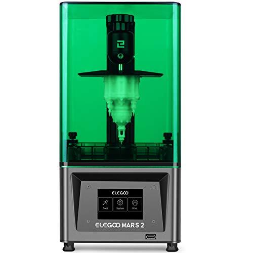 ELEGOO Mars 2 Impresora 3D Mono MSLA Impresora 3D de Resina LCD de...