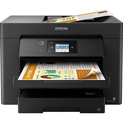 Epson Workforce WF-7830DTW | Impresora multifunción dúplex A3 |...