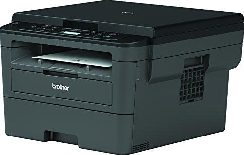 Brother DCPL2510D - Impresora multifunción láser monocromo con impresión...