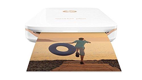 HP 2FR85A#AH2 Sprocket Plus - Impresora fotográfica portátil, Tecnología de...