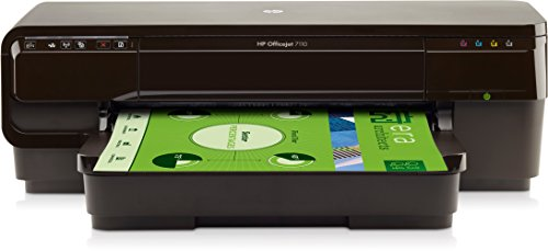 HP Officejet 7110 A3 - Impresora de tinta (4800 x 1200 dpi, USB, WiFi,...