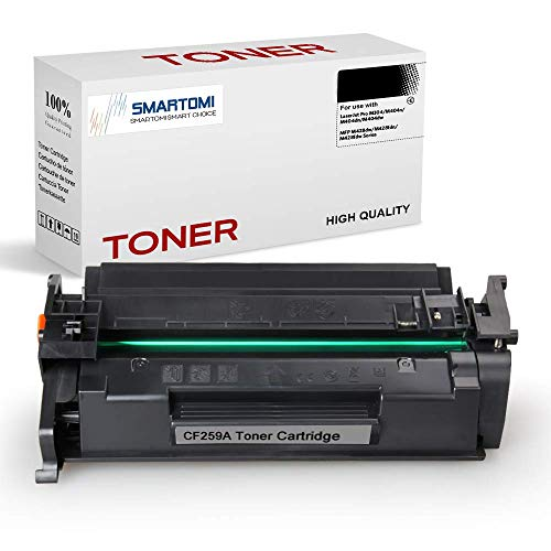 SMARTOMI CF259A CF259 Compatibles con HP CF259A 59A 259 Cartucho Toner para...