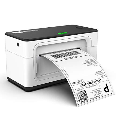 MUNBYN Impresora Termica Etiquetas, Impresora Etiquetas Autoadhesivas,...