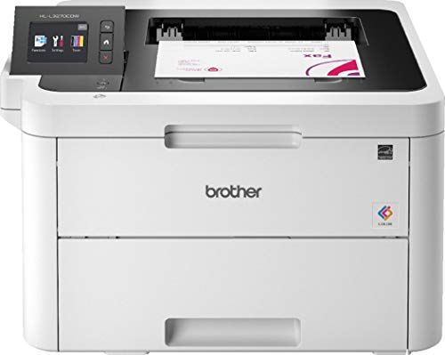 Brother HL-L3270CDW - Impresora láser color (Wifi, USB 2.0, 256 MB, 800...
