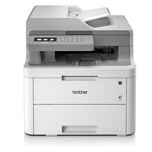 Brother DCP-L3550CDW - Impresora multifunción (Wifi, USB 2.0, 512 MB, 800...