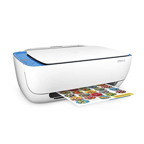HP DeskJet 3639 - Impresora Multifunción (imprime, escanea, copia, WiFi,...