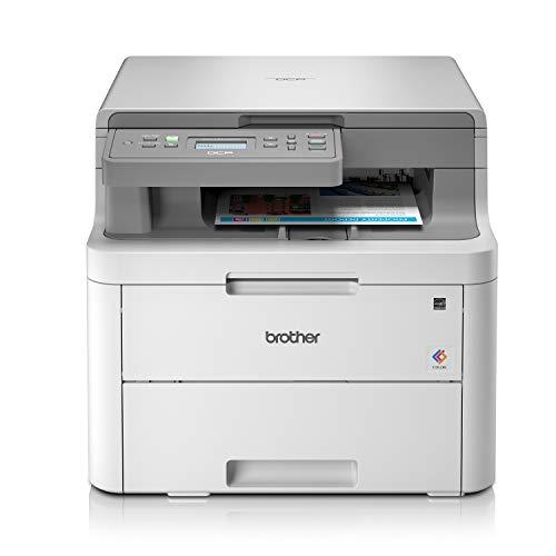 Brother DCP-L3510CDW - Impresora multifunción (Wifi, USB 2.0, 512 MB, 800...