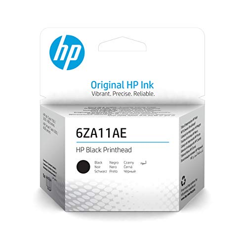 HP 6ZA11AE, Negro, Cabezal de Impresión Original, compatible con...