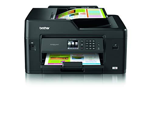 Brother MFC-J6530DW - Impresora multifunción de Tinta (Ethernet, 6,8 cm,...