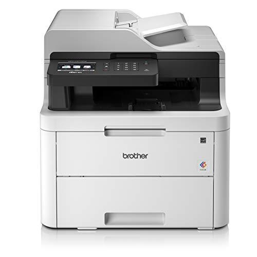 Brother MFC-L3710CW - Impresora multifunción (Wifi, USB 2.0, 512 MB, 800...
