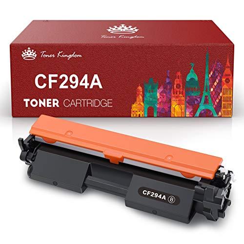 Toner Kingdom 94A CF294A Cartucho de Tóner Compatible para HP 94A CF294A...