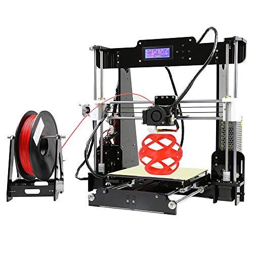 Anet A8 Upgrade Impresora 3D Reprap Prusa I3 Kits de Bricolaje 2018 World...