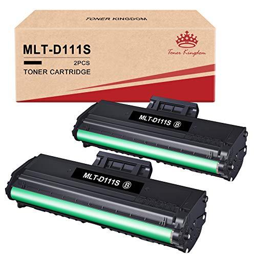 MLT-D111S Toner Kingdom Compatible Cartucho de Toner Reemplazo para Samsung...