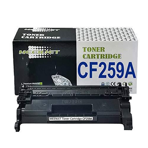 MEENJET Reemplazo de Cartucho de Tóner Compatible para HP CF259A 59A...