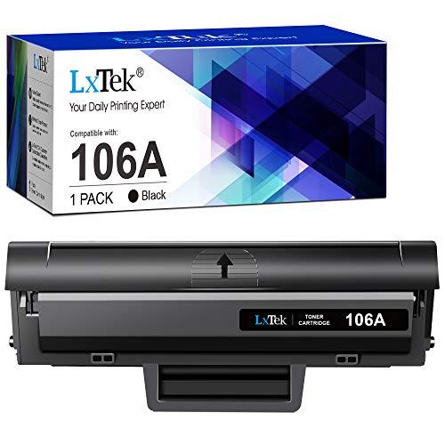LxTek 106A Compatible Reemplazo para HP 106A W1106A Cartuchos de tóner...