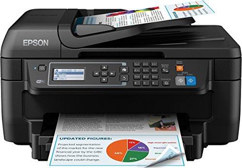 Epson WorkForce WF-2750DWF - Impresora multifunción 4 en 1 (WiFi,...