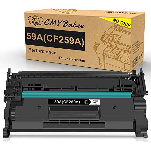 CMYBabee Compatible para HP CF259A CF259X 59A 59X Cartucho de Tóner para...