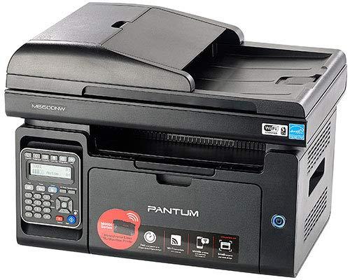 Impresora Multifunción Pantum M6600N Laser Monocromo 4 en 1 (Impresora,...