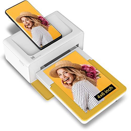 Kodak Dock Plus Impresora Fotográfica Instantánea, iOS y Android,...