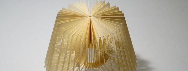 lámpara impresión 3d