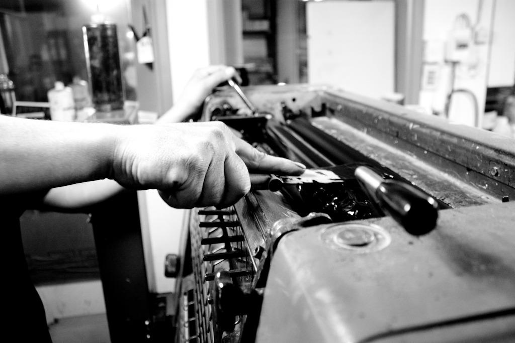 puesta en marcha de una impresora