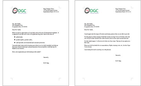 ISO/IEC 24734. Word pagina 2