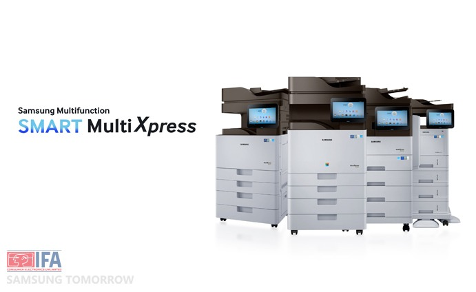 Smart MultiXpress MFPs Line up