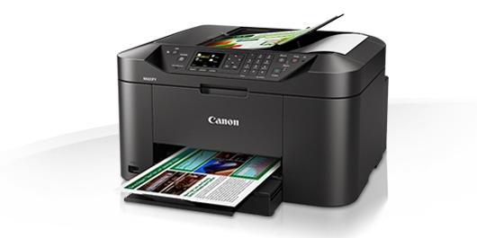 Canon maxify la impresora perfecta para tu oficina en casa for Impresoras para oficina