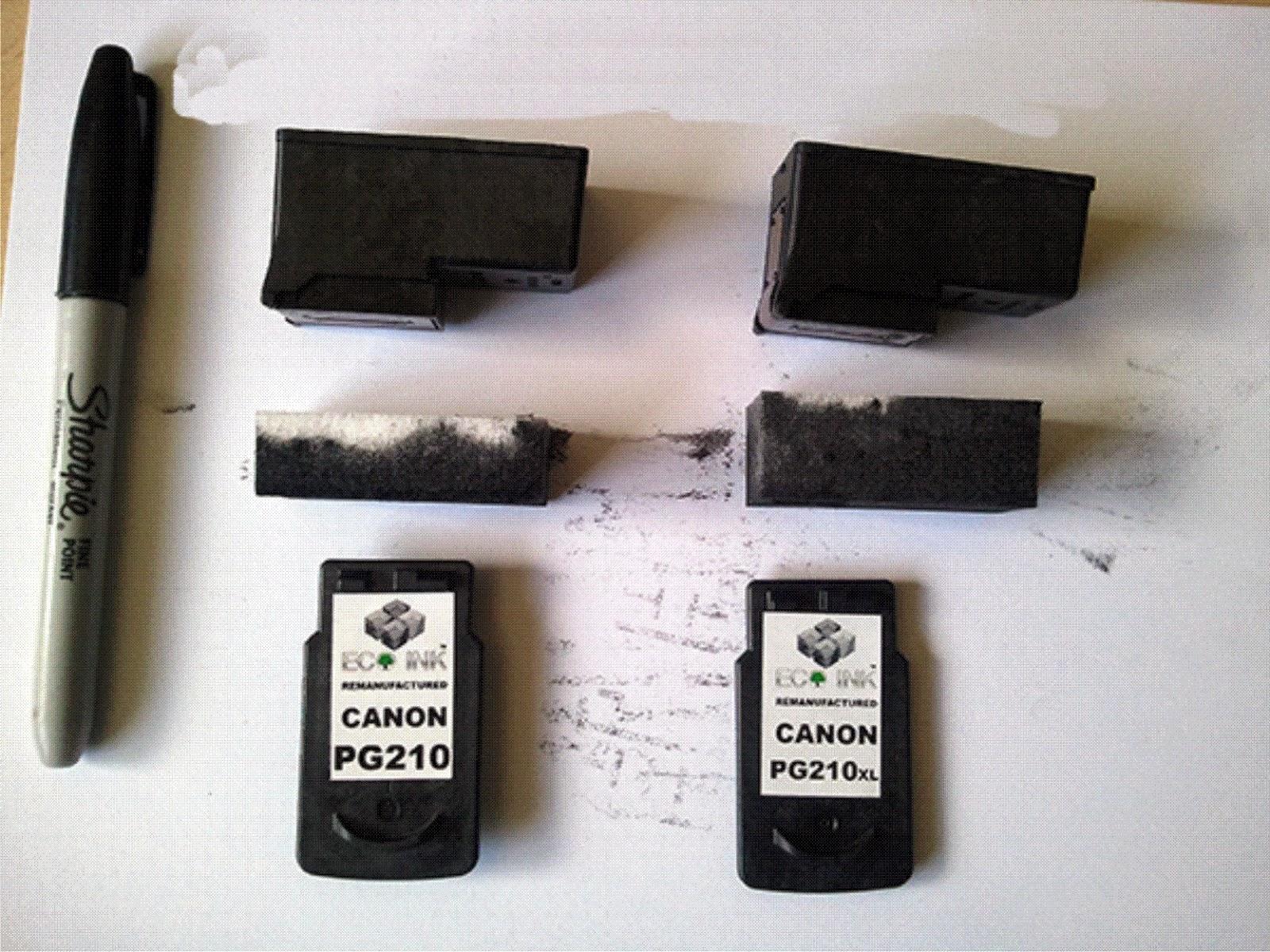 cartucho de tinta canon