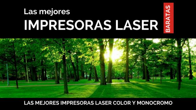 que es mejor laser color o monocromo