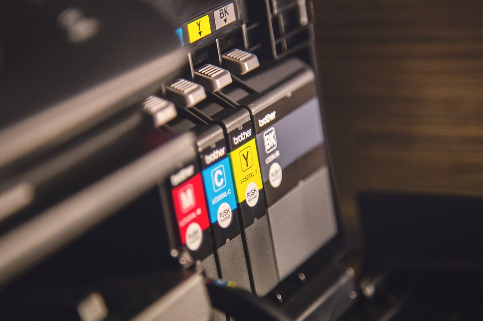 cartuchos de tinta de impresora de inyección
