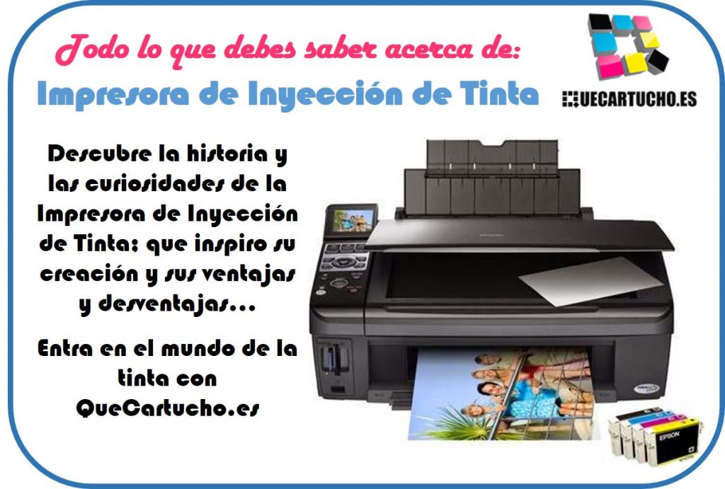 impresora de inyeccion de tinta multifuncion