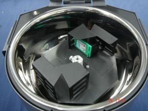 centrifugadora cartuchos de tinta