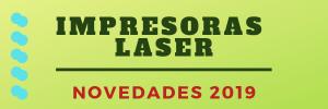 nuevas impresoras laser 2019