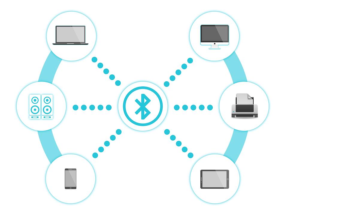conectar la impresora mediante bluetooth