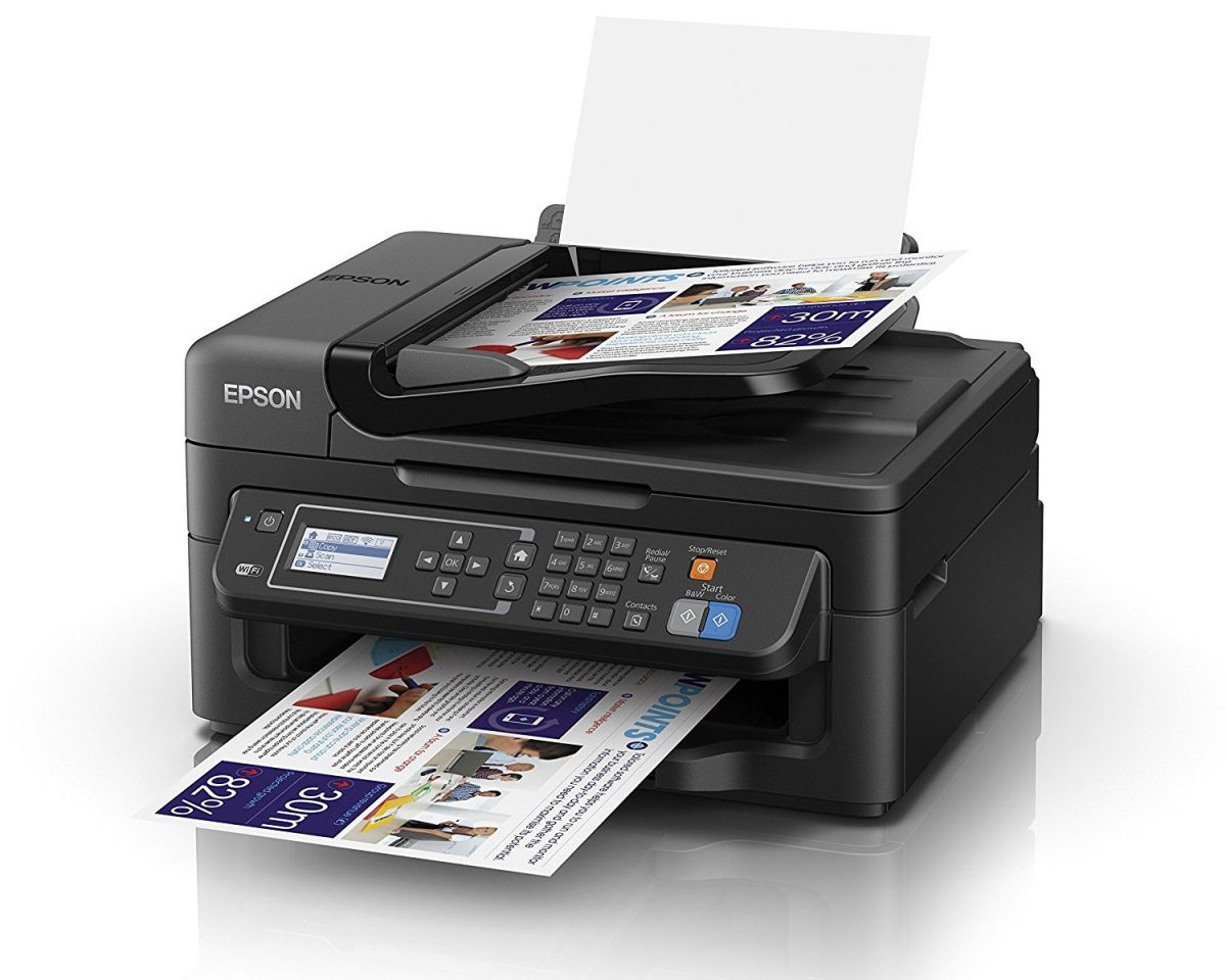 Impresora Epson WorkForce WF–2630WF