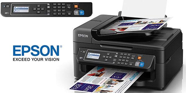 Impresora multifuncional Epson WorkForce WF-2630WF