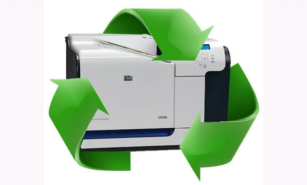 impresora multifuncion de segunda mano