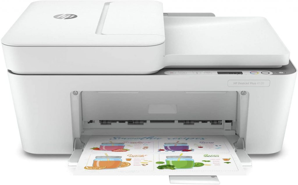 HP DeskJet Plus 4120 opiniones