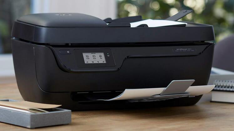 impresora OfficeJet 3831