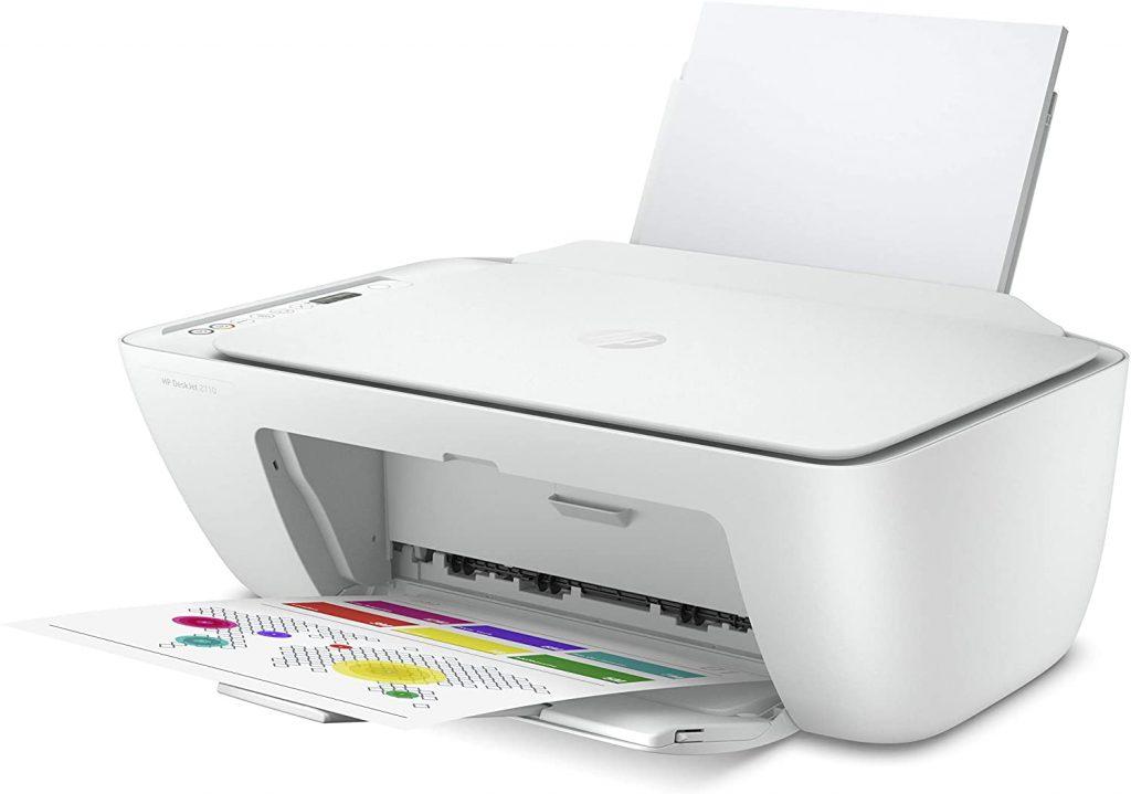 Impresora HP DeskJet 2710 ficha tecnica