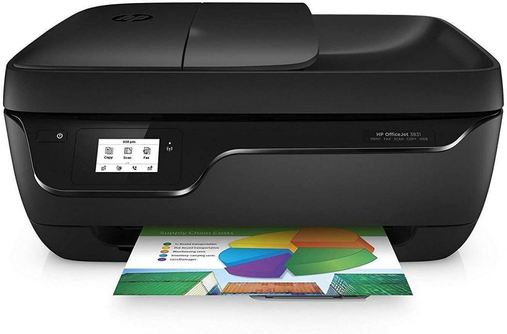 Impresora HP OfficeJet 3831
