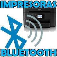 Impresoras Bluetooth