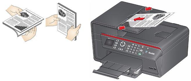 Impresoras con Escáner ADF