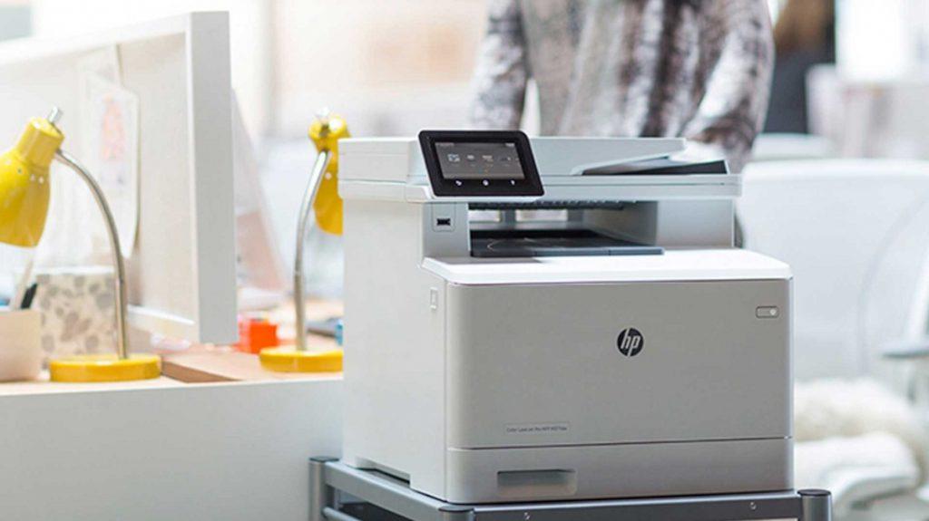 ciclo de trabajo de una impresora