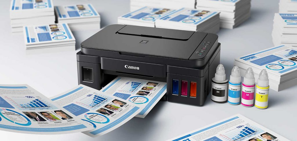 Impresora Canon MegaTank